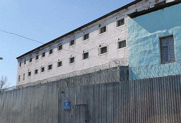 Тюрьма СТ-2 (Тулун)
