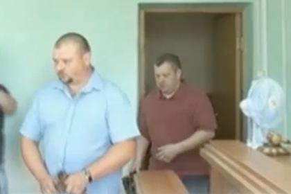 Дмитрий Обливин и Владимир Филимонов