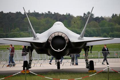 Поставки Турции F-35 сочли политикой