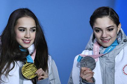 Медведеву и Загитову развели по разным соревнованиям