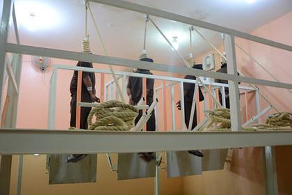 Ирак начал срочно казнить террористов