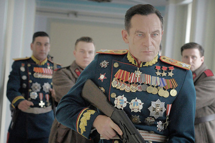 Суд отвергнул иск «Пионера» назапрет фильма «Смерть Сталина»