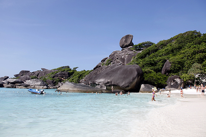 Власти Таиланда запретили туристам спать на островах