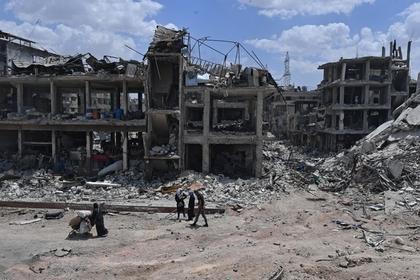 В Сирии террористы взорвали школу
