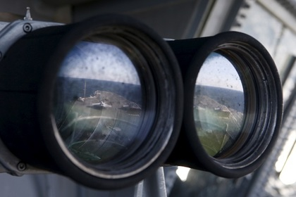 Северная и Южная Корея связали военные корабли