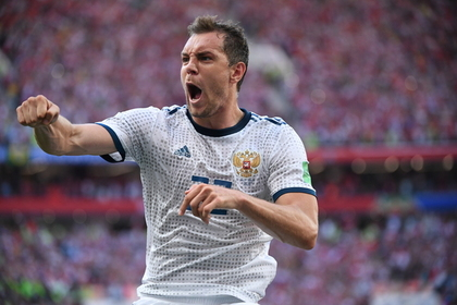 Дзюба призвал кайфануть после победы сборной России
