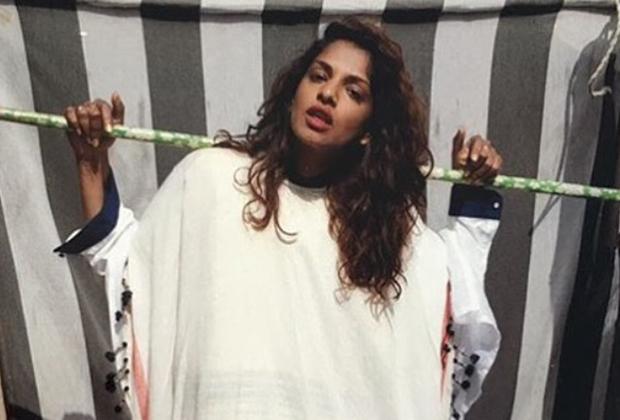 Британская певица уроженка Шри-Ланки Матханги Арулпрагасаам (M.I.A)