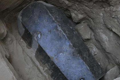 В Александрии нашли гигантский загадочный гроб
