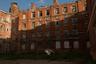 Вид на казарму, в которой какое-то время в комнате номер 10 жил король русского шансона Михаил Круг. Сейчас здание полностью заброшено, последний этаж обрушился до подвала.   Это здание в простонародье прозвали «Бонн» (город в Германии). Самое большое строение комплекса неофициально называется «Париж». Такие названия были присвоены зданиям из-за их нестандартной для СССР архитектуры — во все времена они смотрелись как нечто чужеродное.  Михаил Круг воспел казармы в своих песнях:    Двор Пролетарки, казармы, «Париж»,  Где-то ямщик едет там за углом,  Пьяных цыган развозя по домам да с песней...
