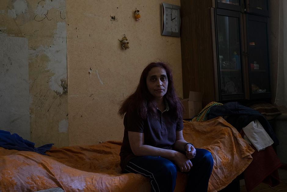 Сильва, 44 года, приехала из Узбекистана 15 лет назад