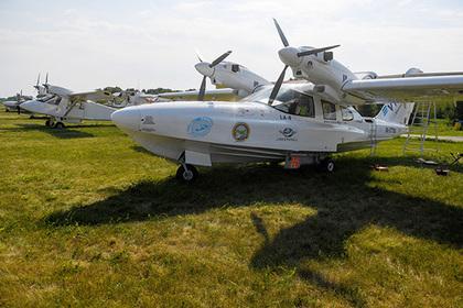 В России стартовала первая авиационная экспедиция через девять арктических стран