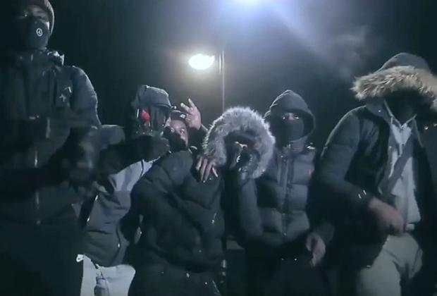 Кадр из видео Moscow 17