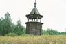 Самой церкви Флора и Лавра в Цивозеро нет уже 80 лет. Построенная в 50-х годах XVII века, она была снесена в 40-х годах XX века. Поговаривают, что сруб даже использовали для постройки сельской школы. Единственное, что напоминает о церкви, — оставшаяся колокольня.