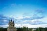 Село Пермогорье расположено на высоком левом берегу Северной Двины. Церковь Георгия Победоносца была возведена здесь в 1665 году. И, как и большинство старых церквей, закрылась в 1930-е годы.