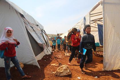 Власти Сирии призвали беженцев вернуться на родину