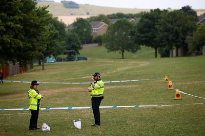 Британская полиция заявила об очередном использовании «Новичка» в Солсбери