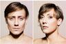 Японское слово «хенко» означает «различный свет». Серия итальянского художника Массимо Джованнини предлагает по-другому взглянуть на теорию гендеров. Фотограф демонстрирует, насколько хрупка грань между мужским и женским, и как одно и то же лицо трансформируется в условиях разного освещения.