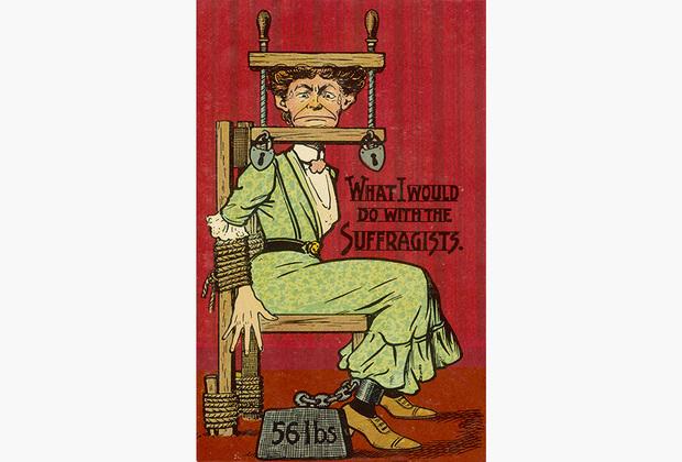 Сейчас сложно представить, что когда-то женщины не могли участвовать в демократических процессах. Тем не менее, например, в Великобритании они получили это право в 1918 году, а в США — меньше 100 лет назад, в 1920 году. Обычно слово «суфражистка» (от английского suffrage — избирательное право) ассоциируется в общественном сознании с феминистским движением в целом, но задачей суфражисток в конце XIX — начале XX веков было именно получение права голоса для женщин.