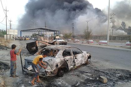 Террористы вСирии разгромили американский патрульный конвой