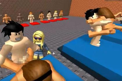 Игра для детей оказалась рассадником развратных видео