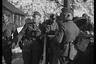 Немецкие солдаты во время отдыха. Норвегия, 1940 год.