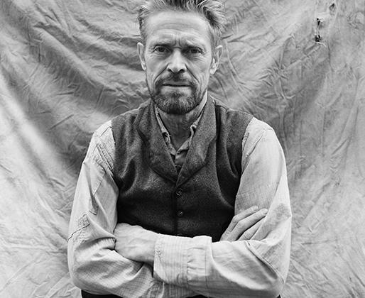 Лили Гевин пригласили на восьминедельные съемки нового художественного фильма Джулиана Шнабеля о жизни Винсента Ван Гога.