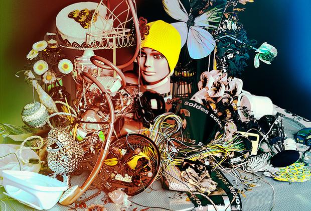 Французский фотограф Валери Белен известна своими неординарными снимками. При этом она использует лишь классические и давно известные приемы фотосъемки. Художница тяготеет к абстракционизму и пытается изображать живое и неживое в своих работах как метафору философских категорий материального и идеального.