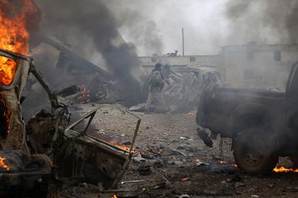 Израильтяне вщепки разнесли пост асадовской армии вСирии