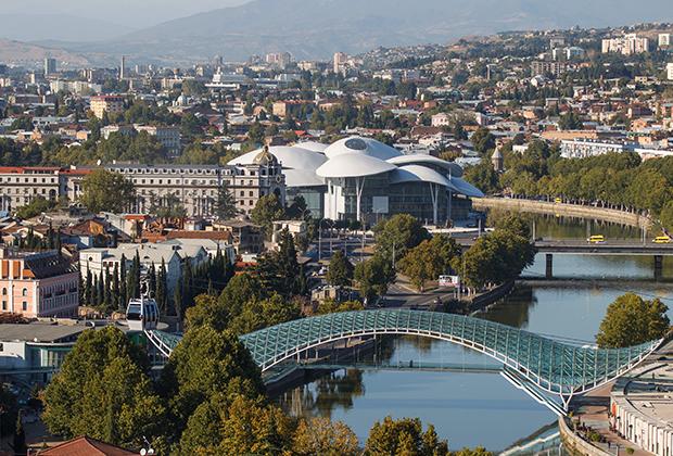 Дом юстиции в Тбилиси