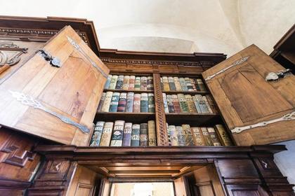 Смертельно ядовитые книги нашли в датском университете