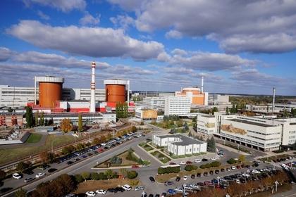ВСБУ проинформировали озакупке «Южно-Украинской АЭС» некачественного оборудования