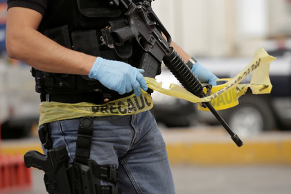 В шести барах Мексики одновременно расстреляли 15 человек
