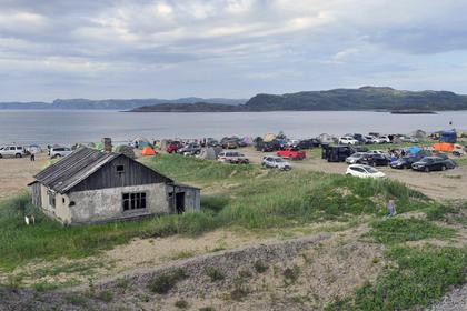 Арктический фестиваль пройдет в Териберке