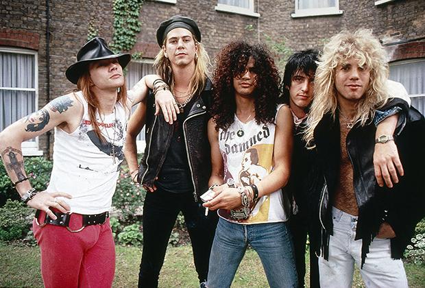Молодая шпана. Guns N' Roses в 1986 году