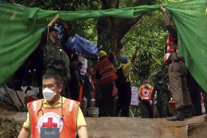 Следующая фаза эвакуации школьников изпещеры зависит отпогоды