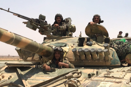 Сирийцы нашли оставленные террористами американские противотанковые системы