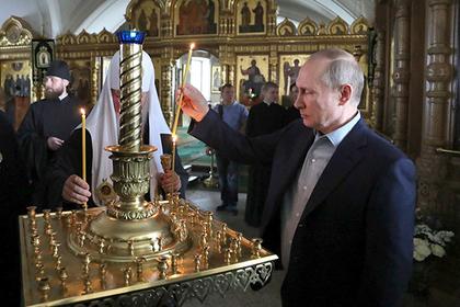 Путин вновь прибыл наВалаам