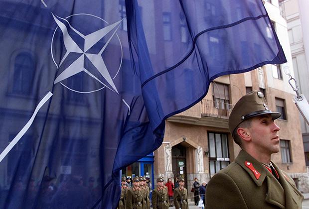 Венгрия официально стала членом НАТО в 1999 году