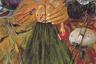 В 1937-м Кало и Ривера приютили у себя Льва Троцкого и его жену Наталью Седову. Троцкий к тому времени уже десять лет скитался по разным странам после высылки из СССР.  Все четверо поселились в доме Кало, где она жила в детстве. 29-летняя Фрида и 58-летний Лев закрутили тайный роман.