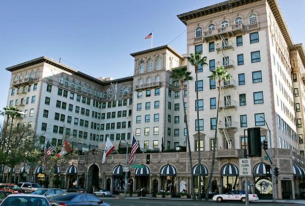 Отель Beverly Wilshire в Беверли-Хиллз