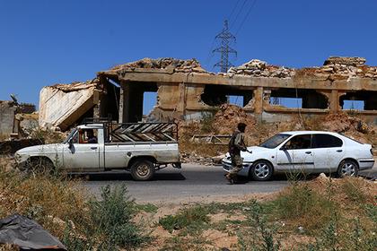 Впровинции Дераа вооруженные формирования сдали большую часть оружия