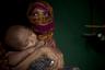 Похожим образом пошла прахом жизнь 13-летней А. Она была дома, когда в помещение ворвались солдаты. Они лишили ее невинности, грубо изнасиловали и оставили. Первое время девочка надеялась, что менструация вернется, однако вскоре поняла, что беременна.  <br><br> Она испугалась, ведь ее могут посчитать испорченной из-за рождения ребенка от насильника-буддиста, никто не захочет взять ее в жены. Мать отвела А. в клинику, однако девушка испугалась возможных последствий аборта и решила сохранить ребенка, но отдать его в приют: в лагере для беженцев стены лачуг тонкие, поэтому скрыть новорожденного было бы трудно.