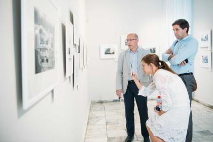 В Красноярске открылась фотовыставка о Норильске