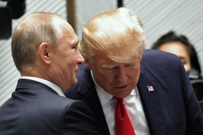 Трамп отказался порвать с Россией из-за инцидентов с «Новичком»