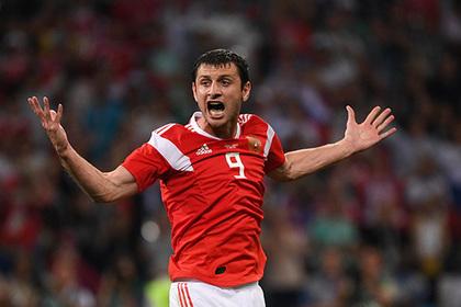 Полузащитник сборной РФ может перейти в«Лацио»