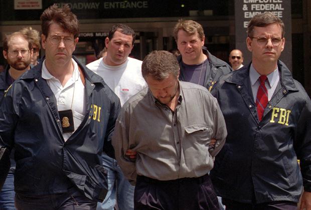 Задержание Япончика 8 июня 1995 года