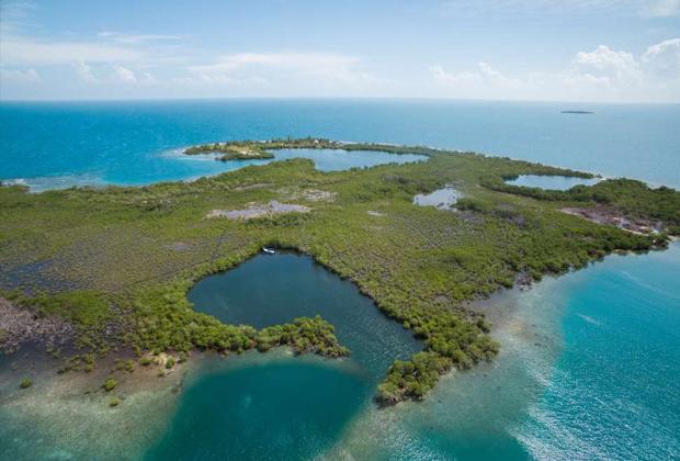 Остров Ларк Кайе