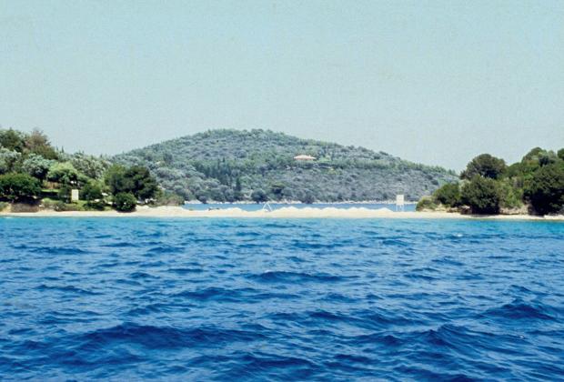 Остров Скорпиос