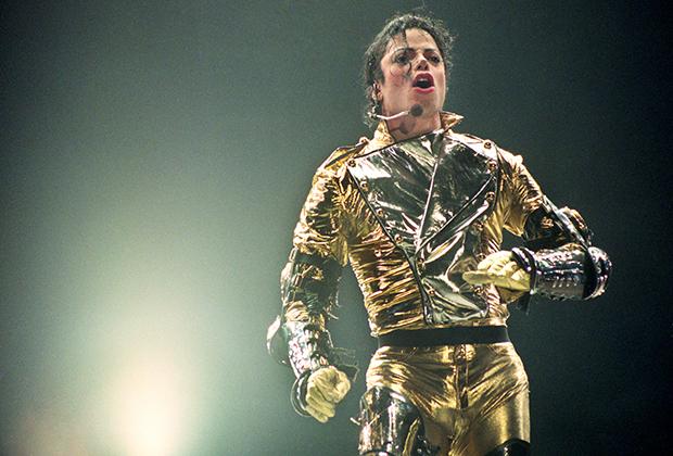 Майкл Джексон, 1996 год