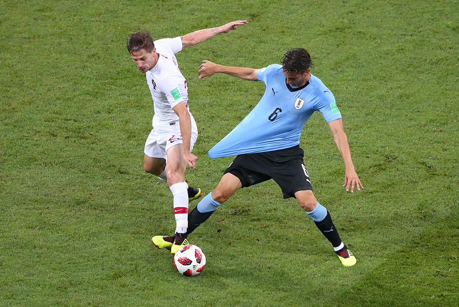 30 июня войдет в историю как день, когда чемпионат мира остался без своих главных звезд. Сначала Лионель Месси ничего не смог сделать со сборной Франции, а потом Криштиану Роналду со своей Португалией проиграл Уругваю.